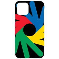 Logo Of Deaflympics Iphone 11 Pro Black Uv Print Case by abbeyz71