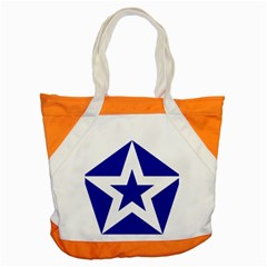 Logo Of League Of Nations Accent Tote Bag