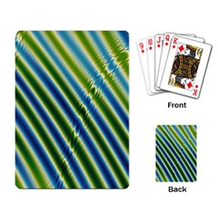 Blueglow Playing Cards Single Design (rectangle)