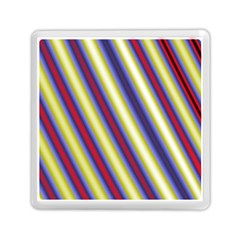 Colorful Strips Memory Card Reader (square)