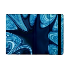 Sea Wrap Apple Ipad Mini Flip Case by Sparkle