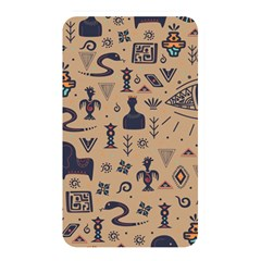 Vintage Tribal Seamless Pattern With Ethnic Motifs Memory Card Reader (Rectangular)