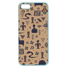 Vintage Tribal Seamless Pattern With Ethnic Motifs Apple Seamless iPhone 5 Case (Color)