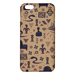Vintage Tribal Seamless Pattern With Ethnic Motifs iPhone 6 Plus/6S Plus TPU Case