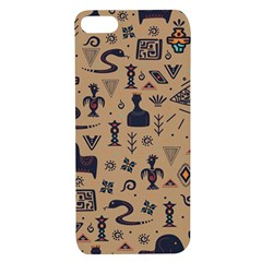 Vintage Tribal Seamless Pattern With Ethnic Motifs Apple iPhone 7/8 TPU UV Case