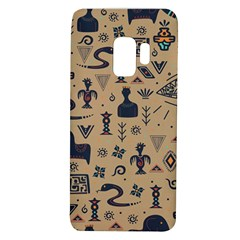 Vintage Tribal Seamless Pattern With Ethnic Motifs Samsung Galaxy S9 TPU UV Case