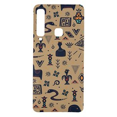 Vintage Tribal Seamless Pattern With Ethnic Motifs Samsung Galaxy A9 TPU UV Case