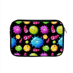Seamless Background With Colorful Virus Apple Macbook Pro 15  Zipper Case by Vaneshart
