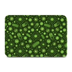 Seamless Pattern With Viruses Plate Mats