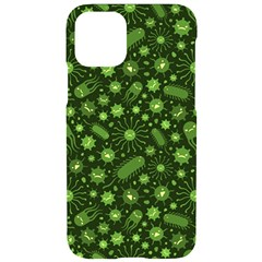 Seamless Pattern With Viruses Iphone 11 Pro Black Uv Print Case