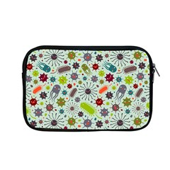 Seamless Pattern With Viruses Apple Macbook Pro 13  Zipper Case by Vaneshart