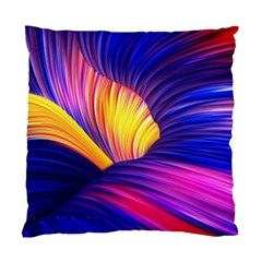Abstract Antelope Pattern Background Standard Cushion Case (one Side)