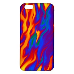 Gay Pride Abstract Smokey Shapes Iphone 6 Plus/6s Plus Tpu Case
