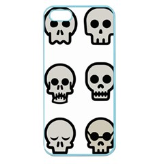 Avatar Emotions Icon Apple Seamless Iphone 5 Case (color)
