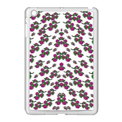 Sakura Blossoms On White Color Apple Ipad Mini Case (white) by pepitasart