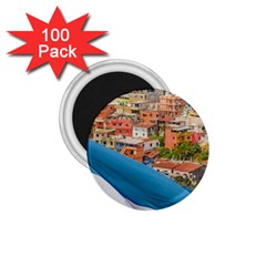 Santa Ana Hill, Guayaquil Ecuador 1 75  Magnets (100 Pack)