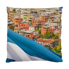 Santa Ana Hill, Guayaquil Ecuador Standard Cushion Case (one Side)