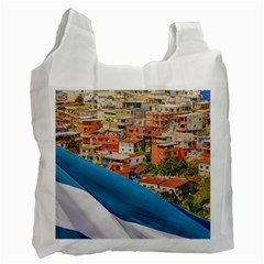 Santa Ana Hill, Guayaquil Ecuador Recycle Bag (two Side)