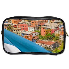 Santa Ana Hill, Guayaquil Ecuador Toiletries Bag (two Sides)