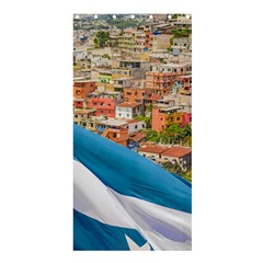 Santa Ana Hill, Guayaquil Ecuador Shower Curtain 36  X 72  (stall)