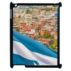 Santa Ana Hill, Guayaquil Ecuador Apple Ipad 2 Case (black) by dflcprintsclothing
