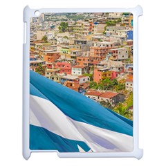 Santa Ana Hill, Guayaquil Ecuador Apple Ipad 2 Case (white) by dflcprintsclothing