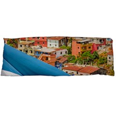 Santa Ana Hill, Guayaquil Ecuador Body Pillow Case Dakimakura (two Sides) by dflcprintsclothing