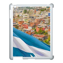 Santa Ana Hill, Guayaquil Ecuador Apple Ipad 3/4 Case (white) by dflcprintsclothing
