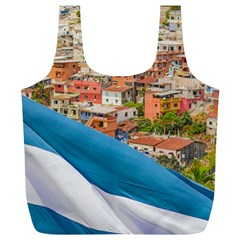 Santa Ana Hill, Guayaquil Ecuador Full Print Recycle Bag (xl)