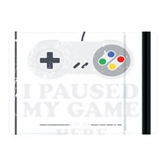 I Had To Pause My Game To Be Here Apple Ipad Pro 10 5   Flip Case by ChezDeesTees