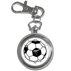 Soccer Lovers Gift Key Chain Watches by ChezDeesTees