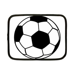 Soccer Lovers Gift Netbook Case (small) by ChezDeesTees