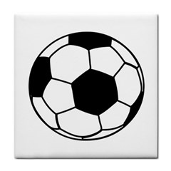 Soccer Lovers Gift Face Towel by ChezDeesTees