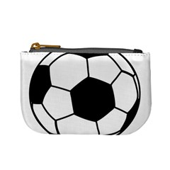 Soccer Lovers Gift Mini Coin Purse by ChezDeesTees