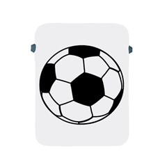 Soccer Lovers Gift Apple Ipad 2/3/4 Protective Soft Cases by ChezDeesTees