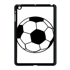 Soccer Lovers Gift Apple Ipad Mini Case (black) by ChezDeesTees