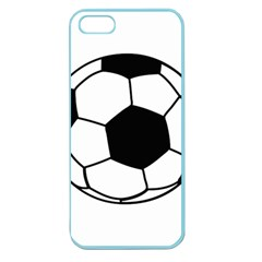 Soccer Lovers Gift Apple Seamless Iphone 5 Case (color) by ChezDeesTees
