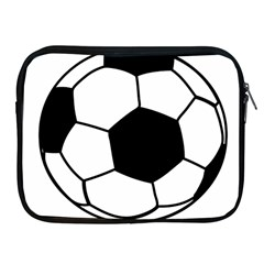 Soccer Lovers Gift Apple Ipad 2/3/4 Zipper Cases by ChezDeesTees