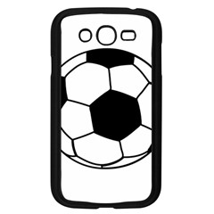 Soccer Lovers Gift Samsung Galaxy Grand Duos I9082 Case (black) by ChezDeesTees