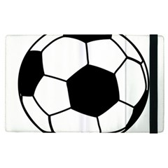 Soccer Lovers Gift Apple Ipad Mini 4 Flip Case by ChezDeesTees