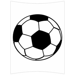 Soccer Lovers Gift Back Support Cushion by ChezDeesTees