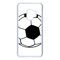 Soccer Lovers Gift Samsung Galaxy S9 Seamless Case(white) by ChezDeesTees
