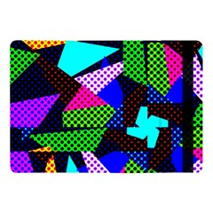 Trippy Blocks, Dotted Geometric Pattern Apple Ipad 9 7