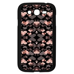 Shiny Hearts Samsung Galaxy Grand Duos I9082 Case (black)