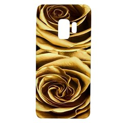 Gold Roses Samsung Galaxy S9 Tpu Uv Case