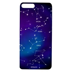 Realistic-night-sky-poster-with-constellations Apple Iphone 7/8 Plus Tpu Uv Case by Vaneshart
