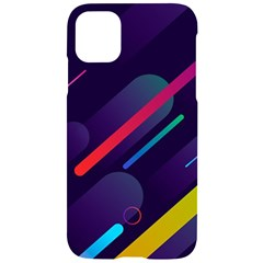 Colorful-abstract-background Iphone 11 Black Uv Print Case
