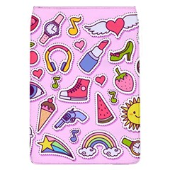 Fashion Patch Set Removable Flap Cover (l) by Vaneshart