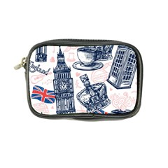 London-seamless-pattern Coin Purse