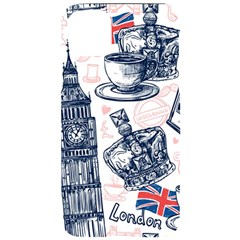 London-seamless-pattern Iphone 11 Pro Max Black Uv Print Case